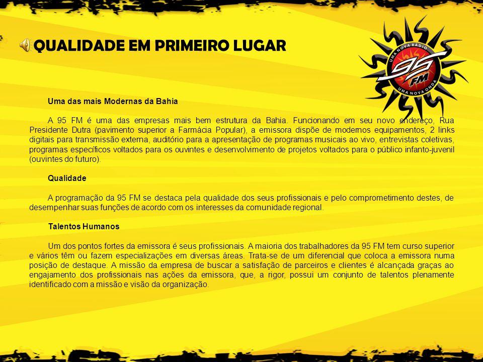 QUALIDADE EM PRIMEIRO LUGAR