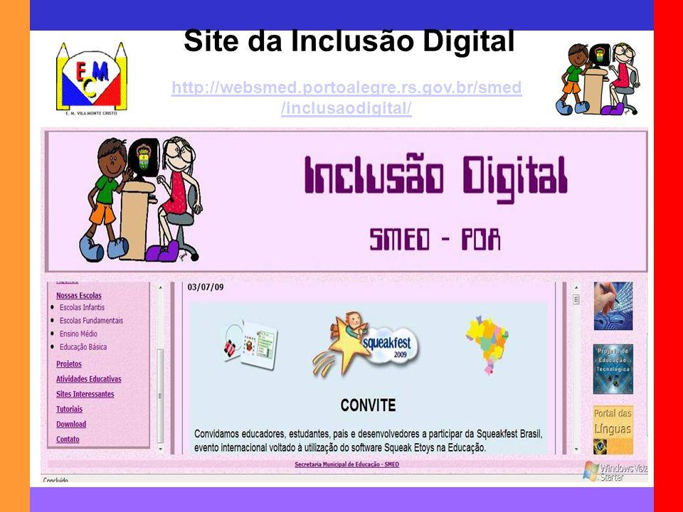 Site da Inclusão Digital