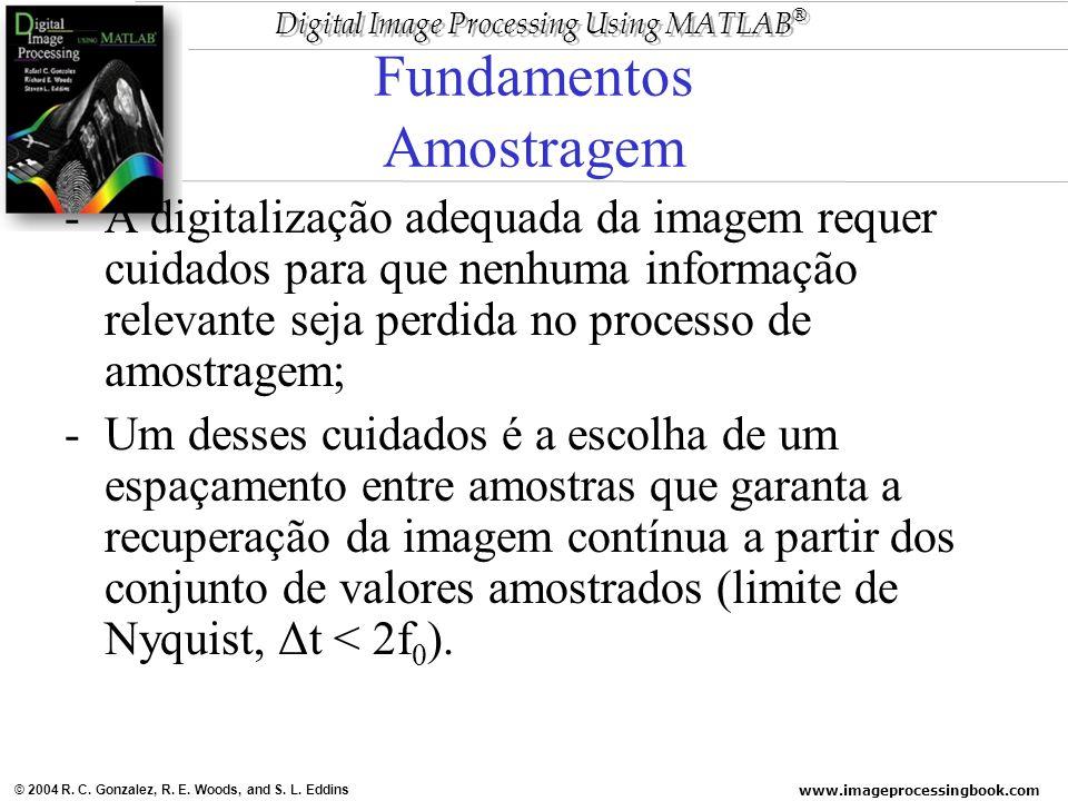 Fundamentos Amostragem