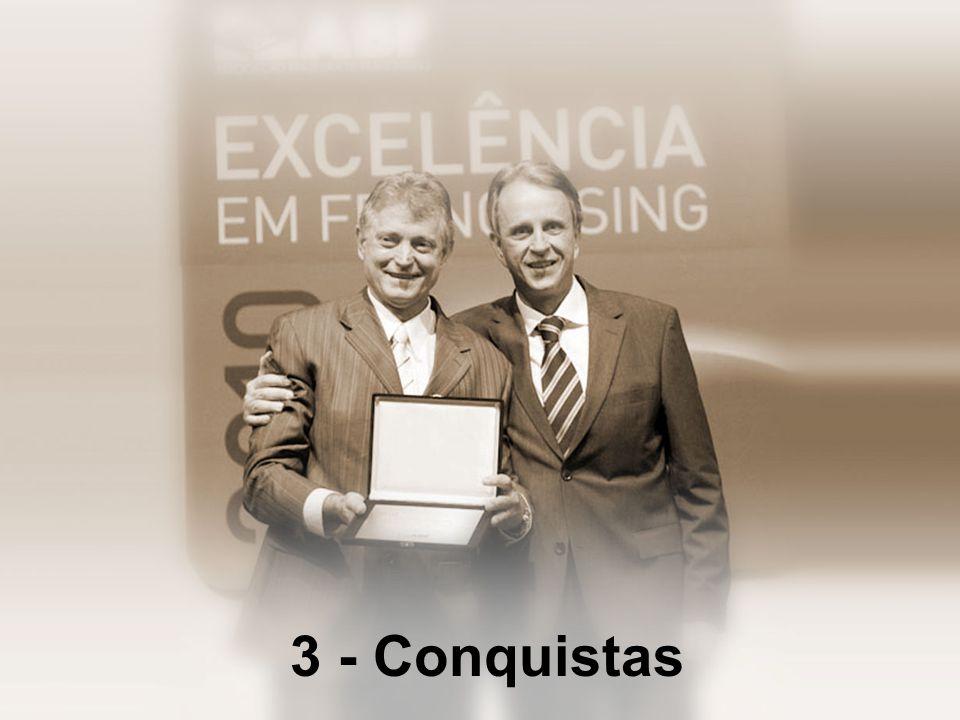 3 - Conquistas