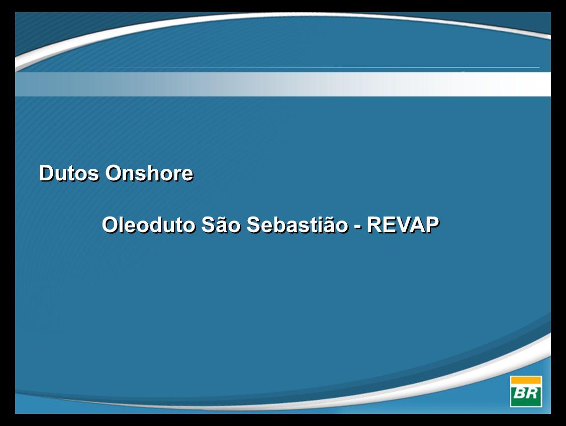 Dutos Onshore Oleoduto São Sebastião - REVAP