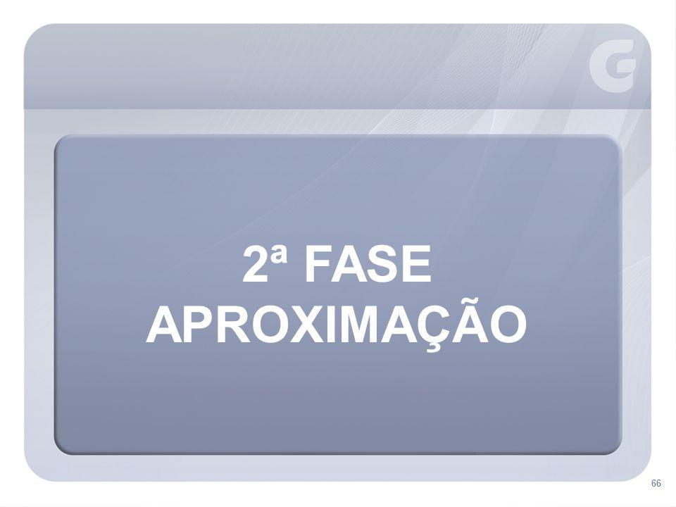 2ª FASE APROXIMAÇÃO 66