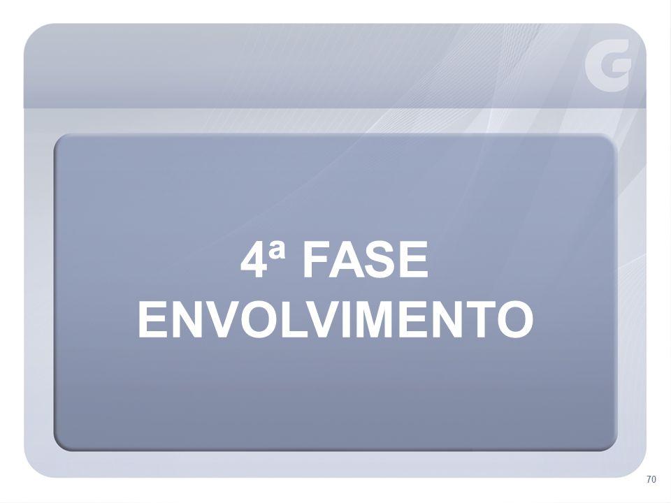 4ª FASE ENVOLVIMENTO 70