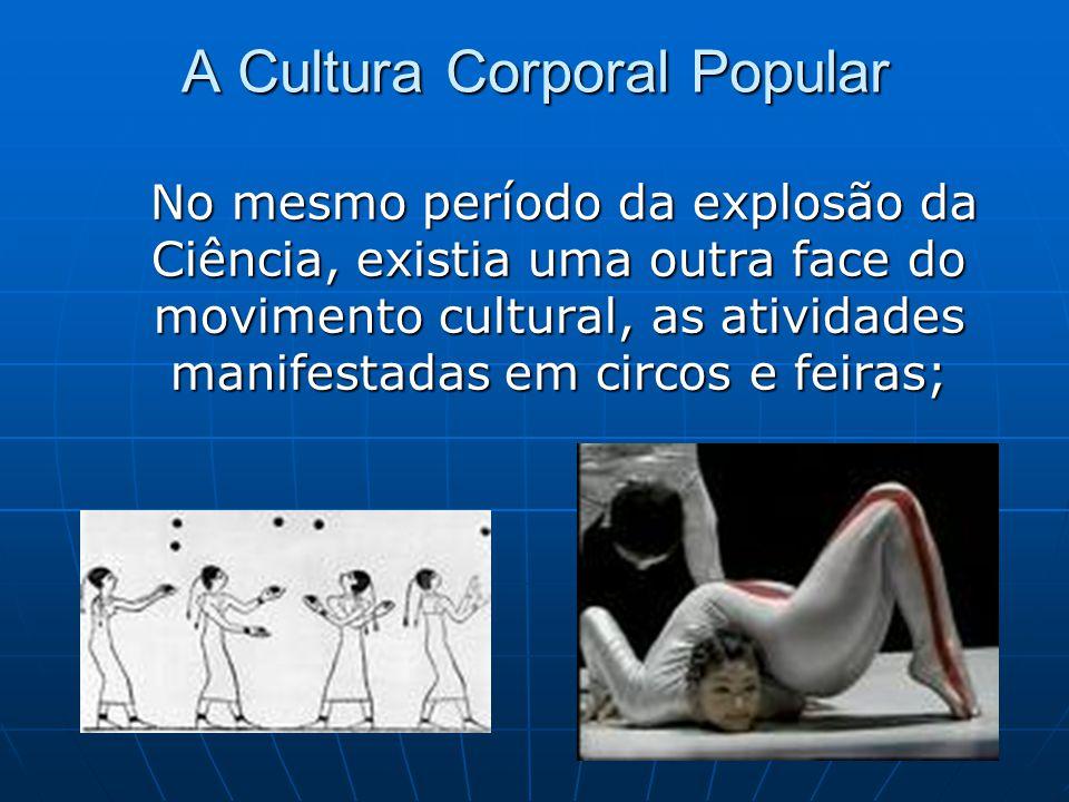 A Cultura Corporal Popular