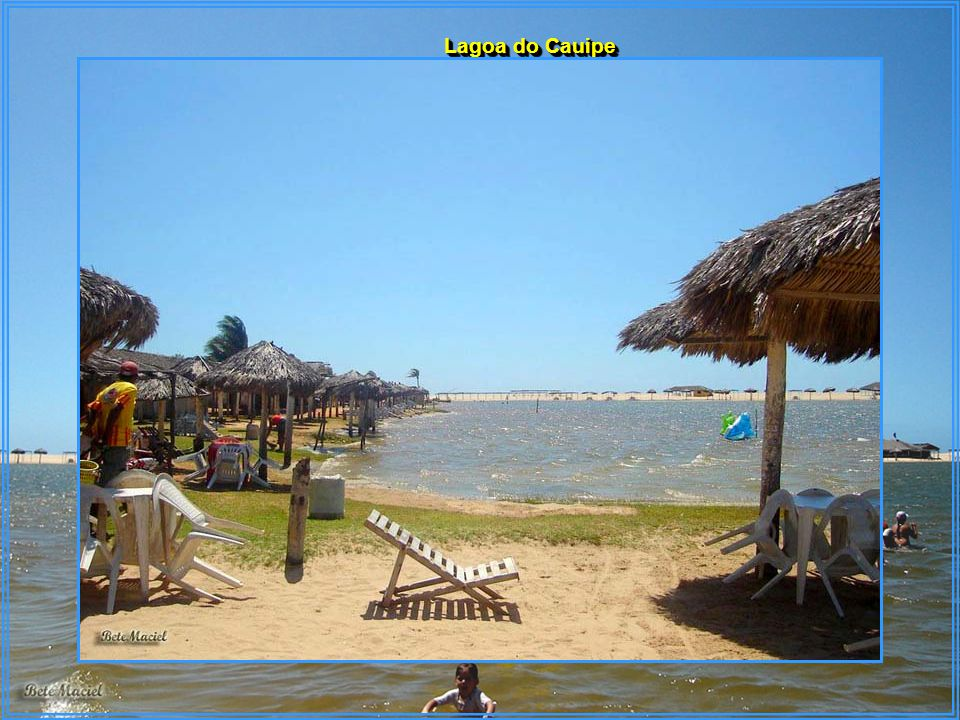 Lagoa do Cauipe