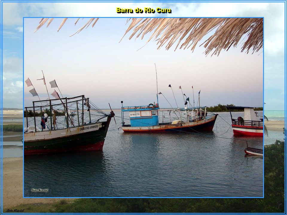 Barra do Rio Curu