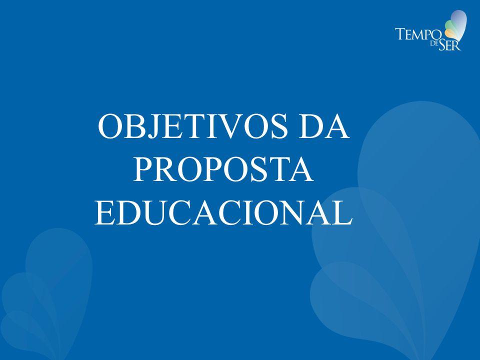 OBJETIVOS DA PROPOSTA EDUCACIONAL