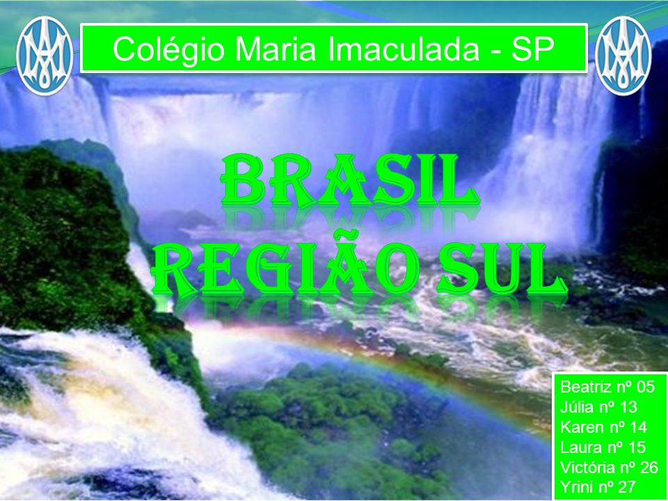 Colégio Maria Imaculada - SP