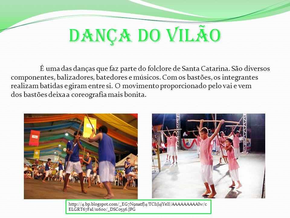 Dança do Vilão