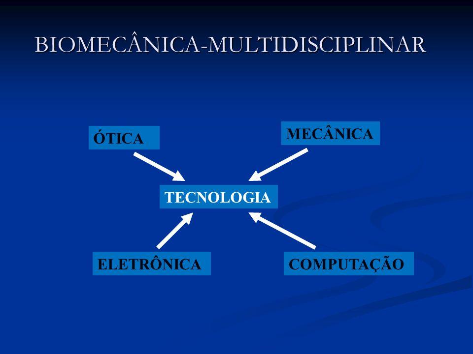 BIOMECÂNICA-MULTIDISCIPLINAR