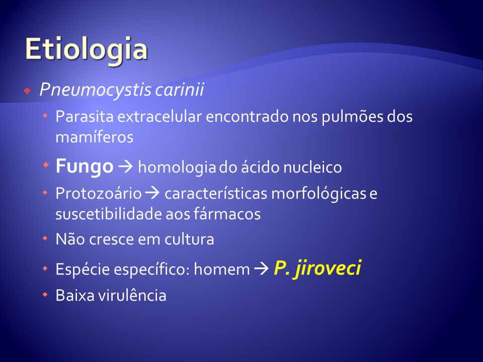 Fungo  homologia do ácido nucleico