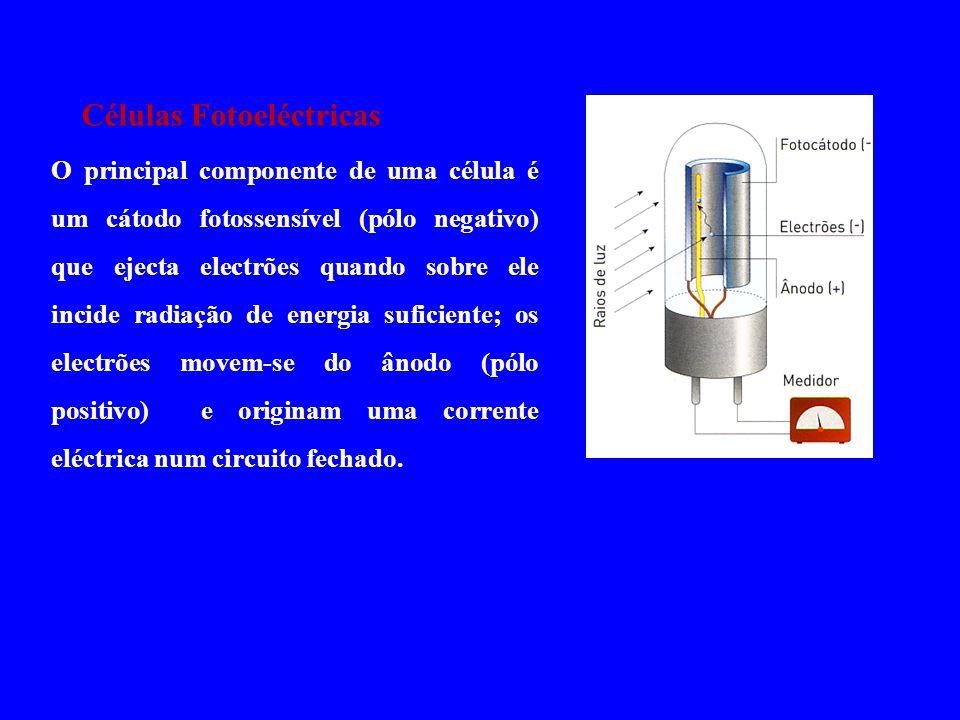 Células Fotoeléctricas