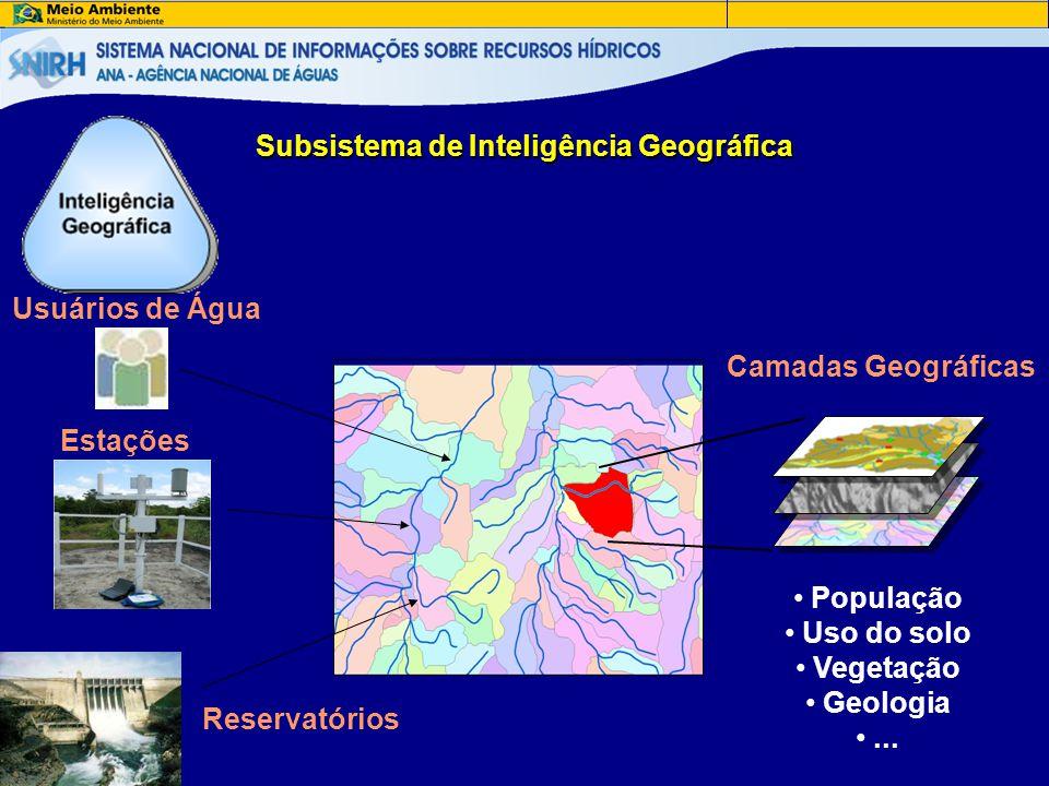 Subsistema de Inteligência Geográfica