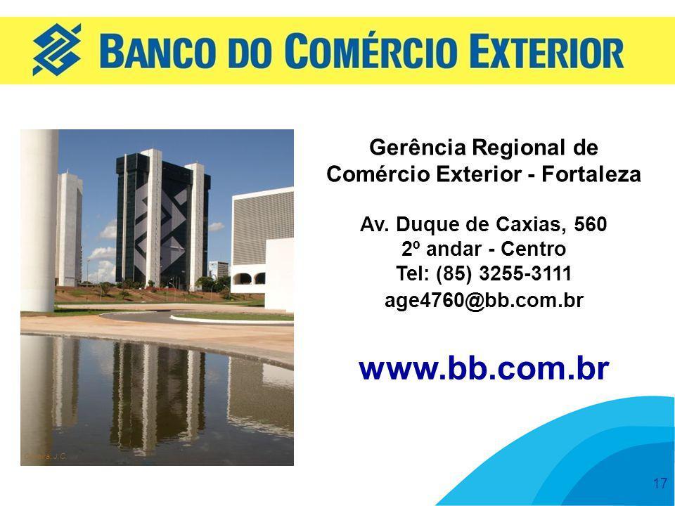 Gerência Regional de Comércio Exterior - Fortaleza
