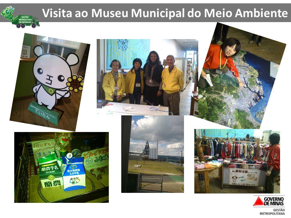 Visita ao Museu Municipal do Meio Ambiente