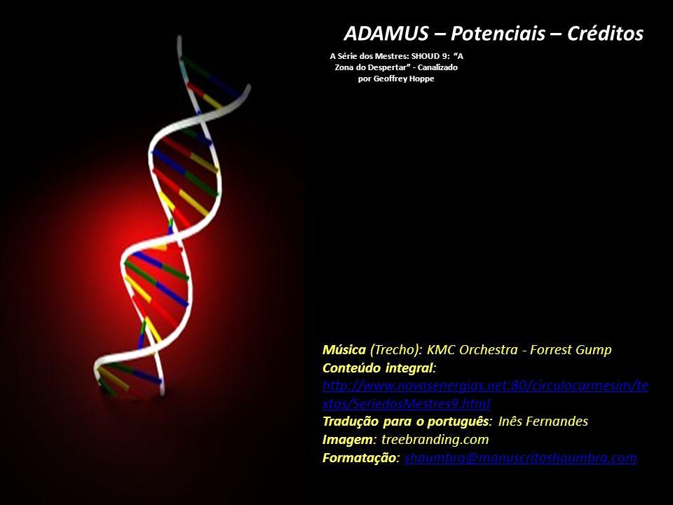 ADAMUS – Potenciais – Créditos