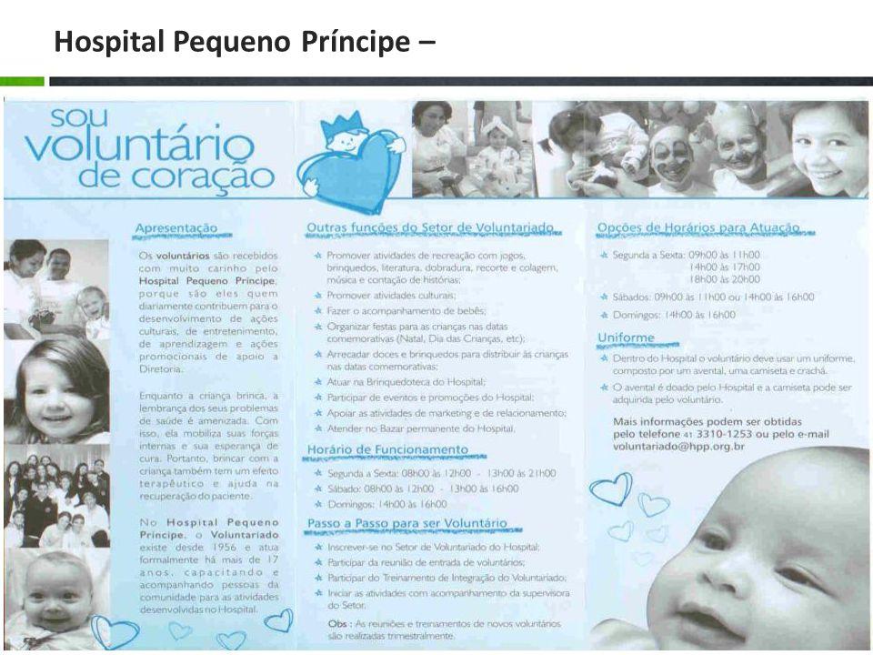 Hospital Pequeno Príncipe –