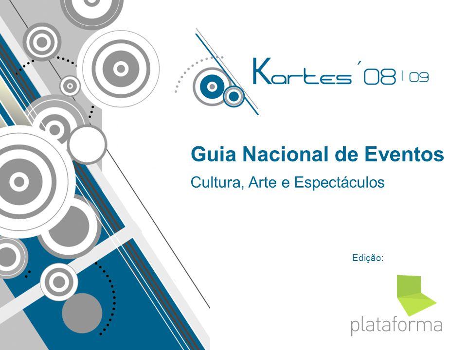 Guia Nacional de Eventos