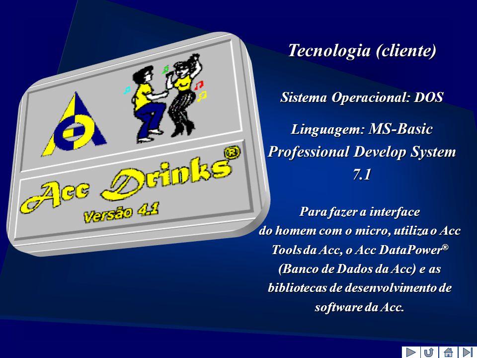 Sistema Operacional: DOS