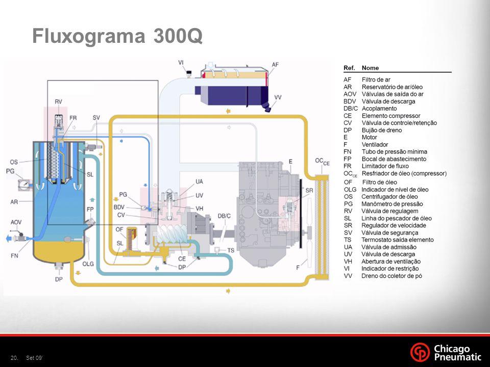 Fluxograma 300Q Set 09'