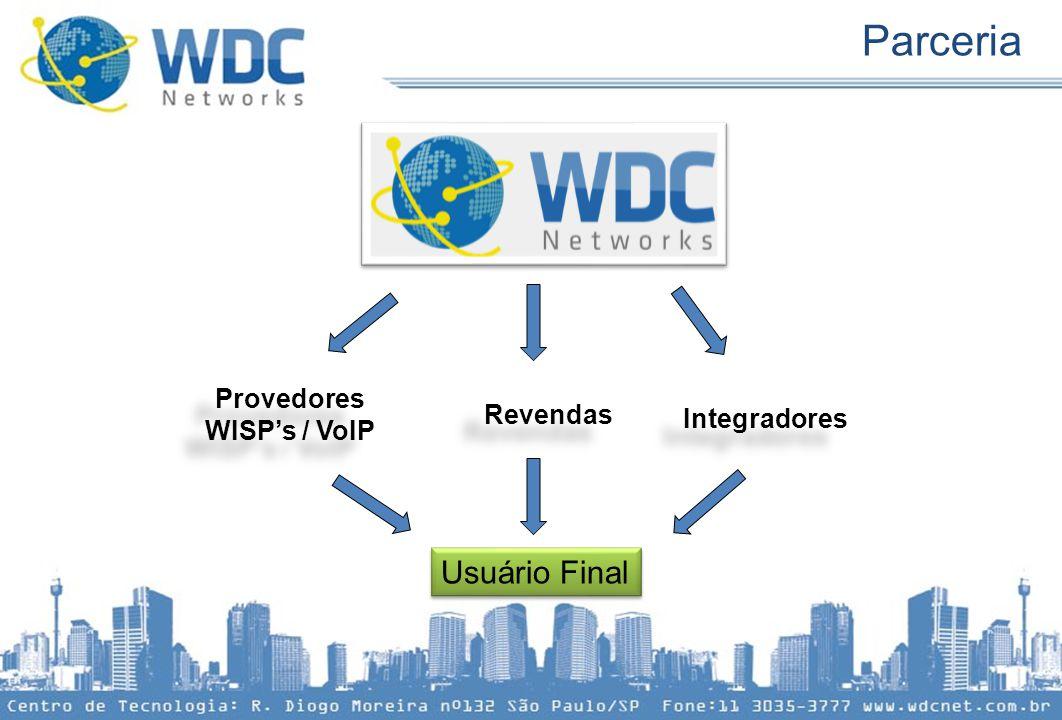 Provedores WISP's / VoIP