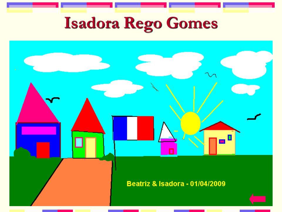 Isadora Rego Gomes