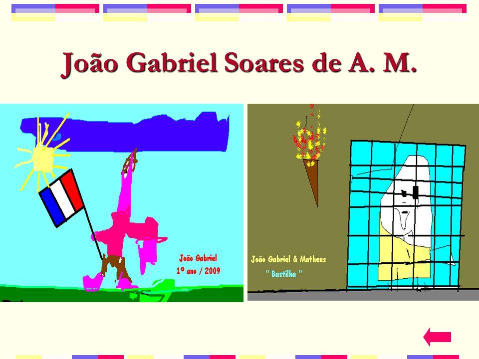 João Gabriel Soares de A. M.