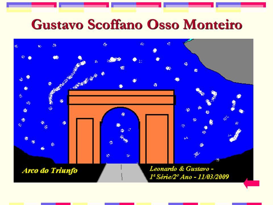 Gustavo Scoffano Osso Monteiro