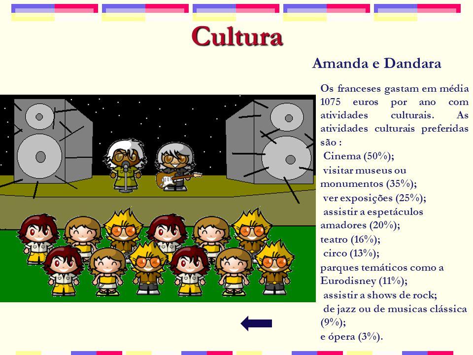 Cultura Amanda e Dandara
