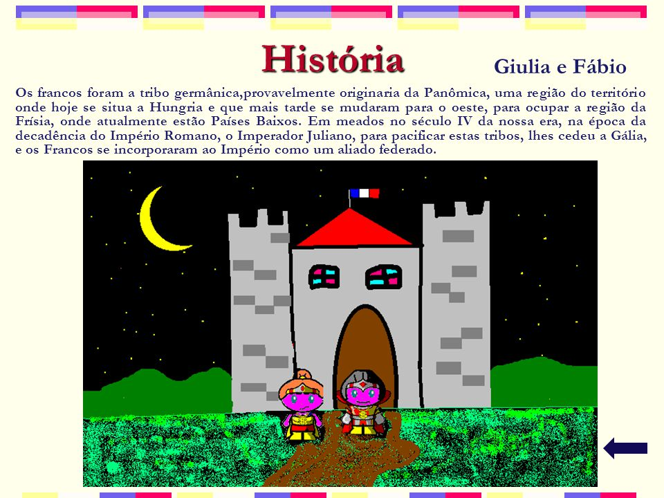 História Giulia e Fábio