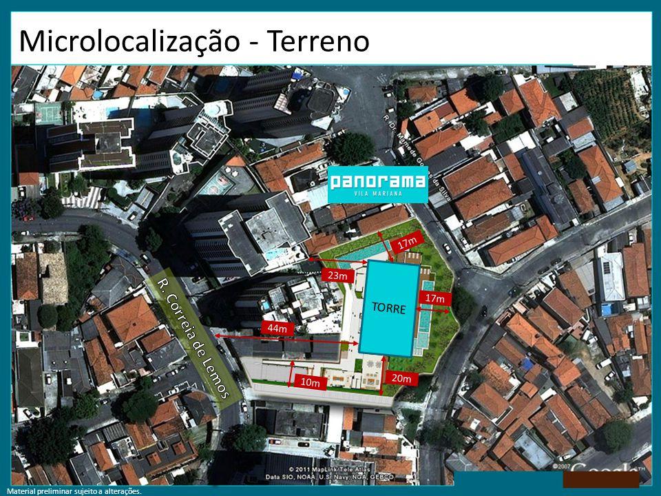 Microlocalização - Terreno