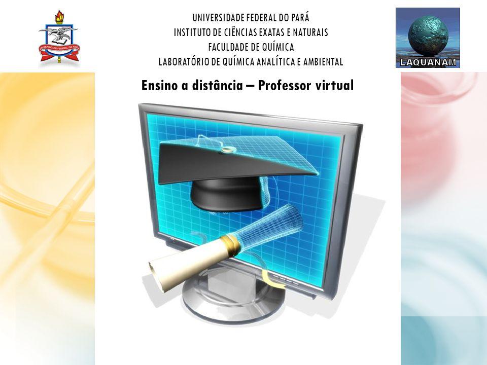 Ensino a distância – Professor virtual
