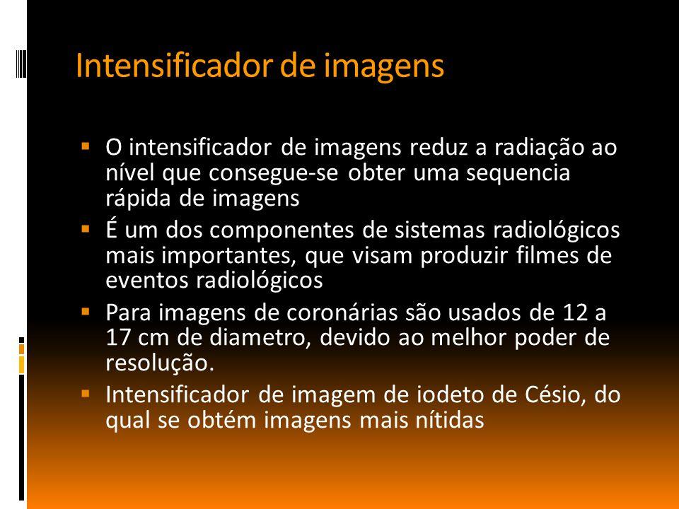 Intensificador de imagens