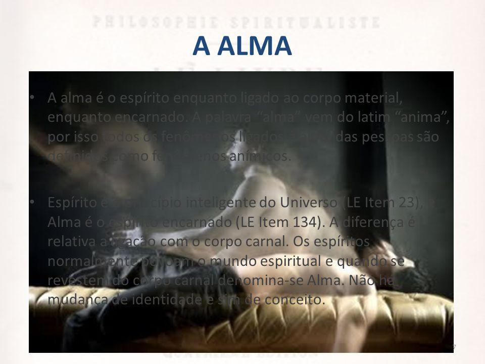 A ALMA