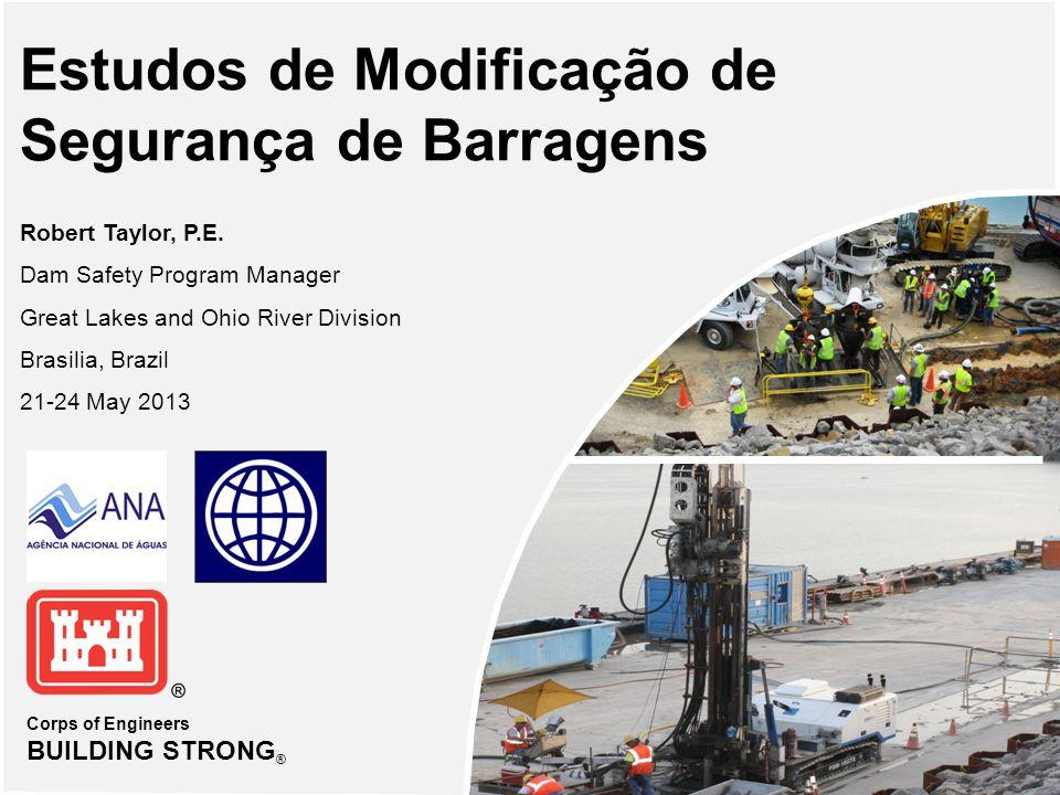 Estudos de Modificação de Segurança de Barragens