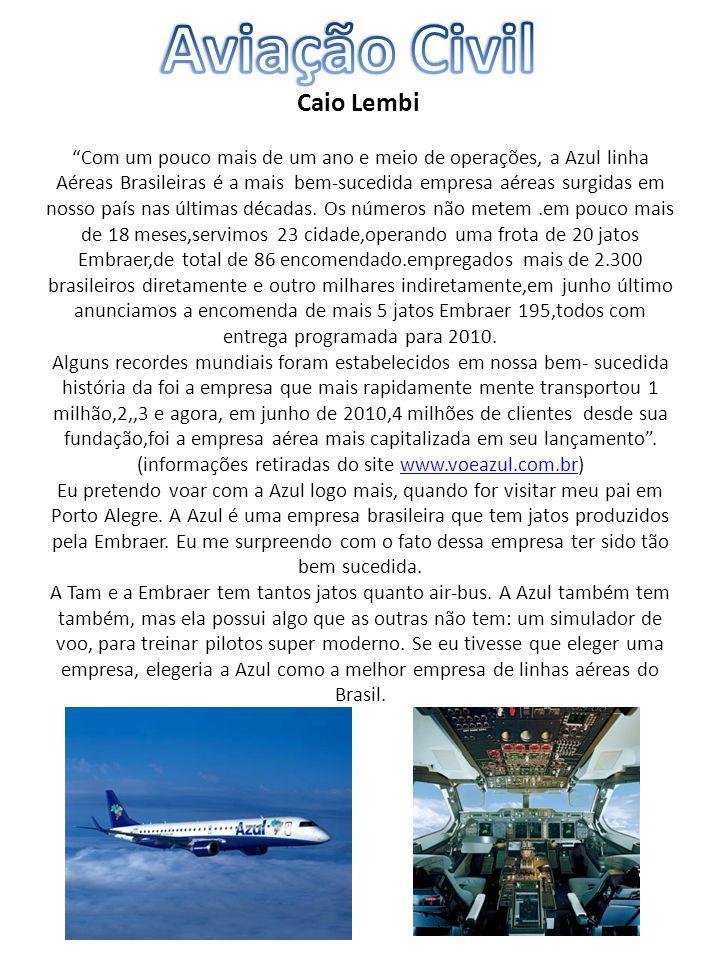Aviação Civil