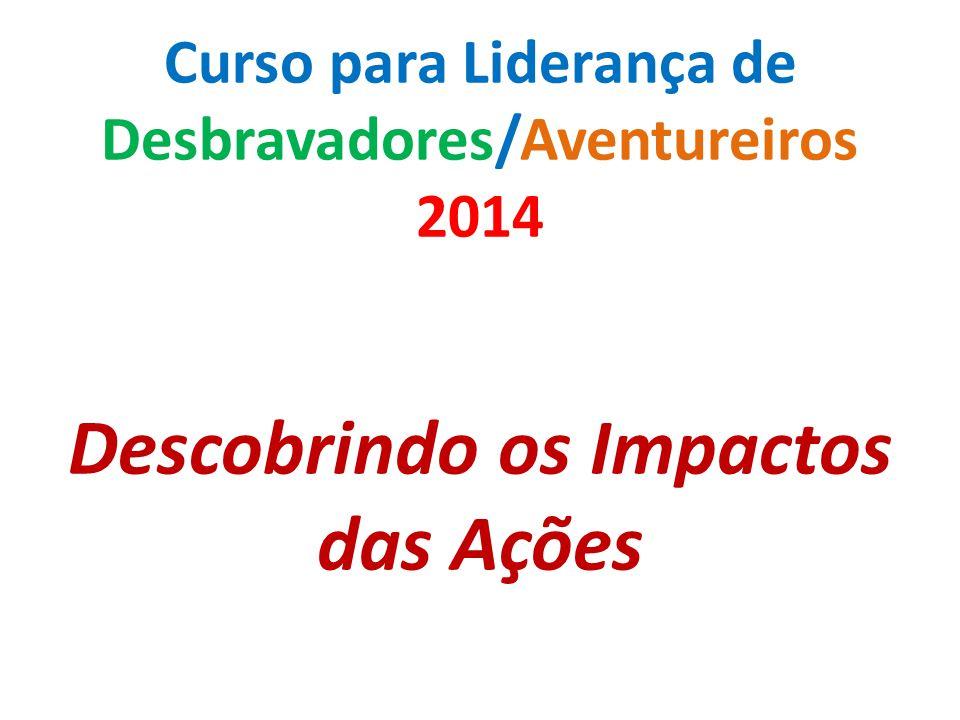 Curso para Liderança de Desbravadores/Aventureiros 2014
