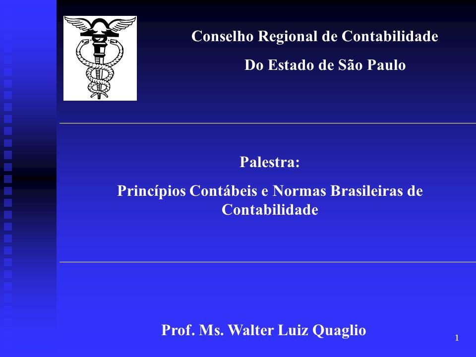 Conselho Regional de Contabilidade Do Estado de São Paulo