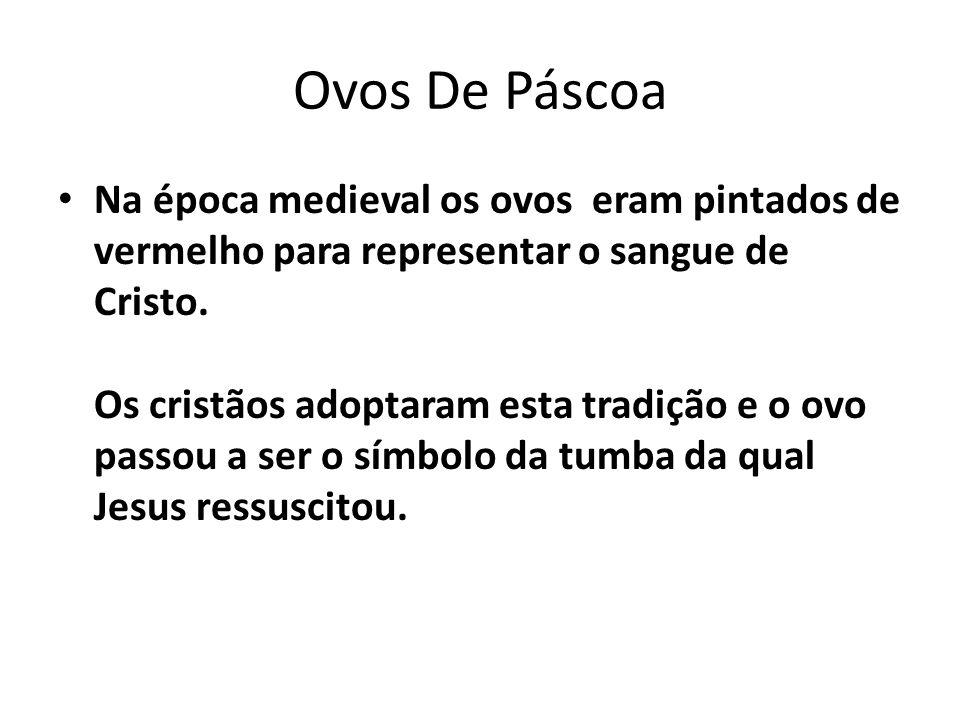 Ovos De Páscoa