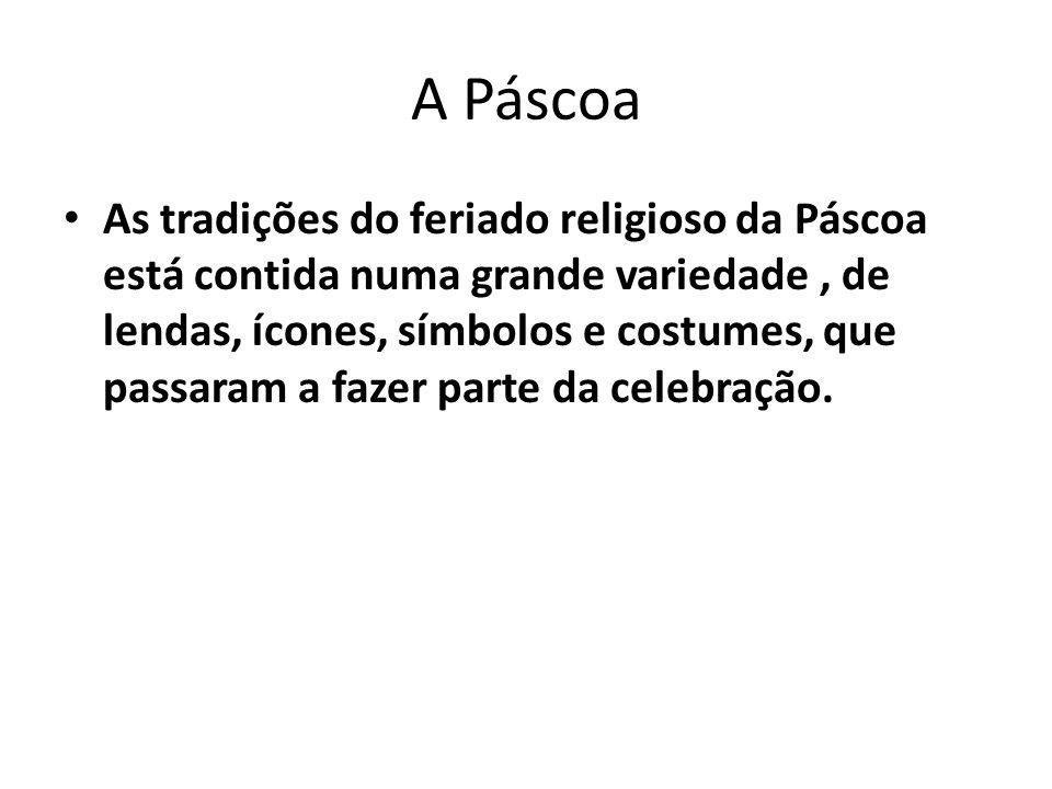 A Páscoa