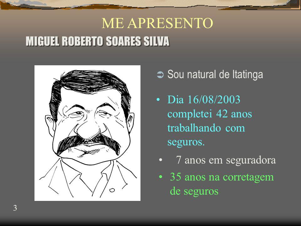 MIGUEL ROBERTO SOARES SILVA