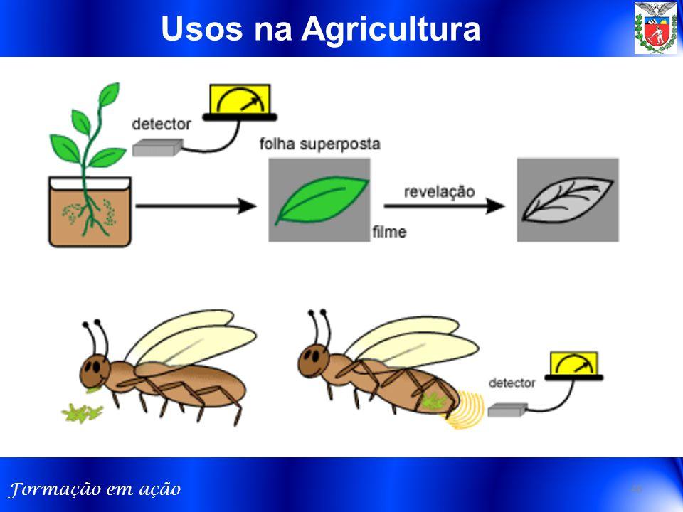 Usos na Agricultura