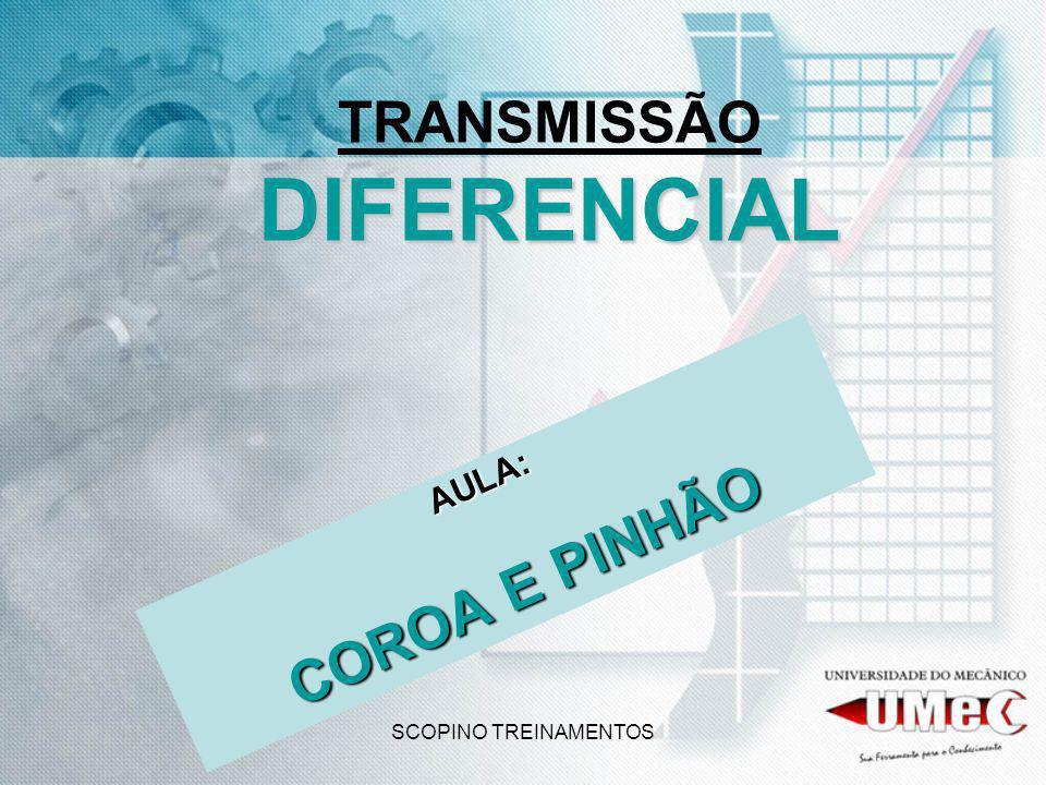 TRANSMISSÃO DIFERENCIAL