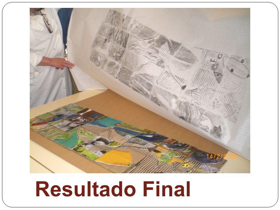 GRAVURA – Resultado Final