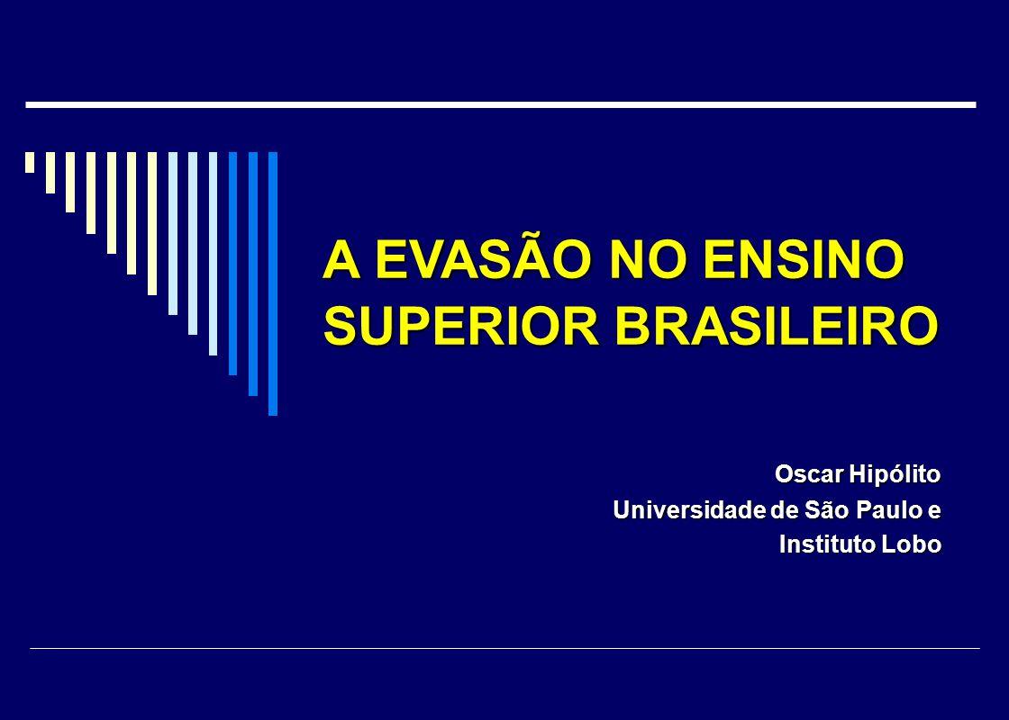 Oscar Hipólito Universidade de São Paulo e Instituto Lobo