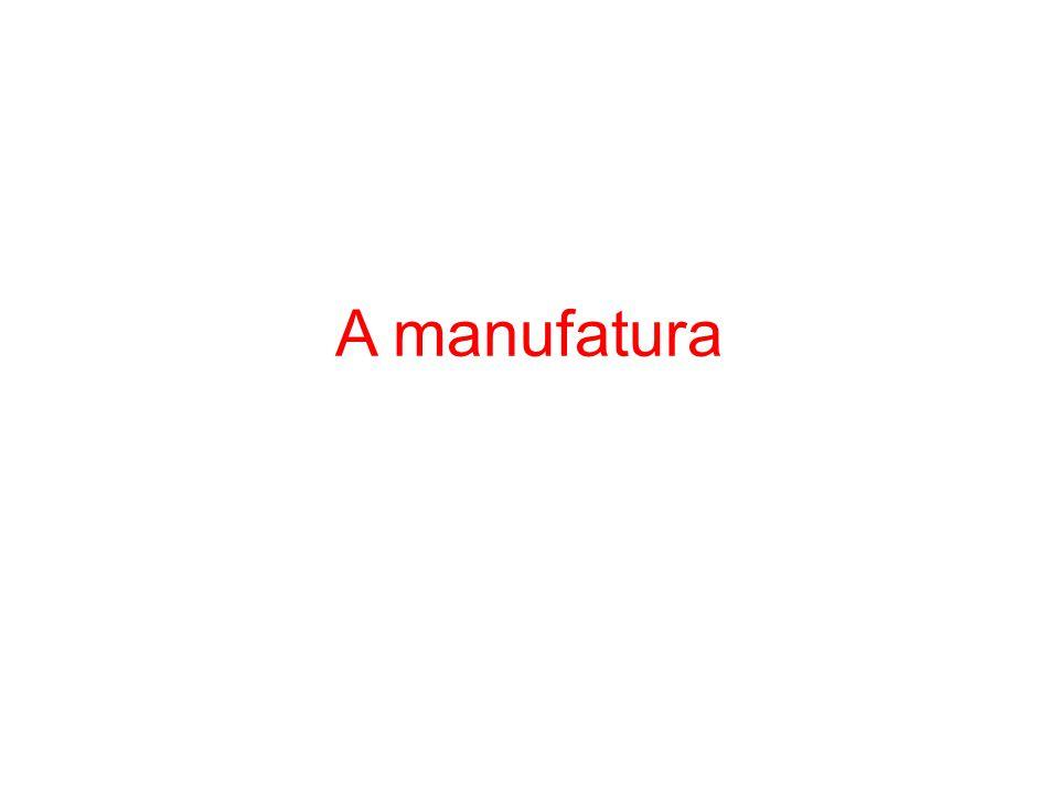 A manufatura