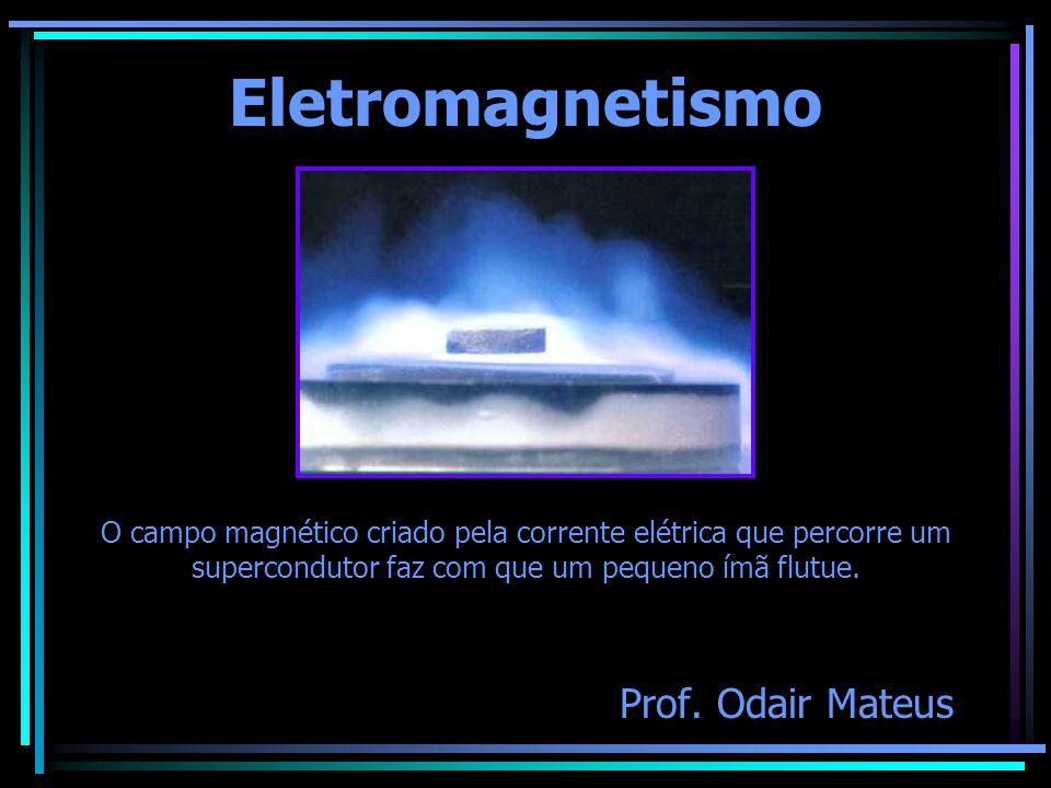 Eletromagnetismo Prof. Odair Mateus
