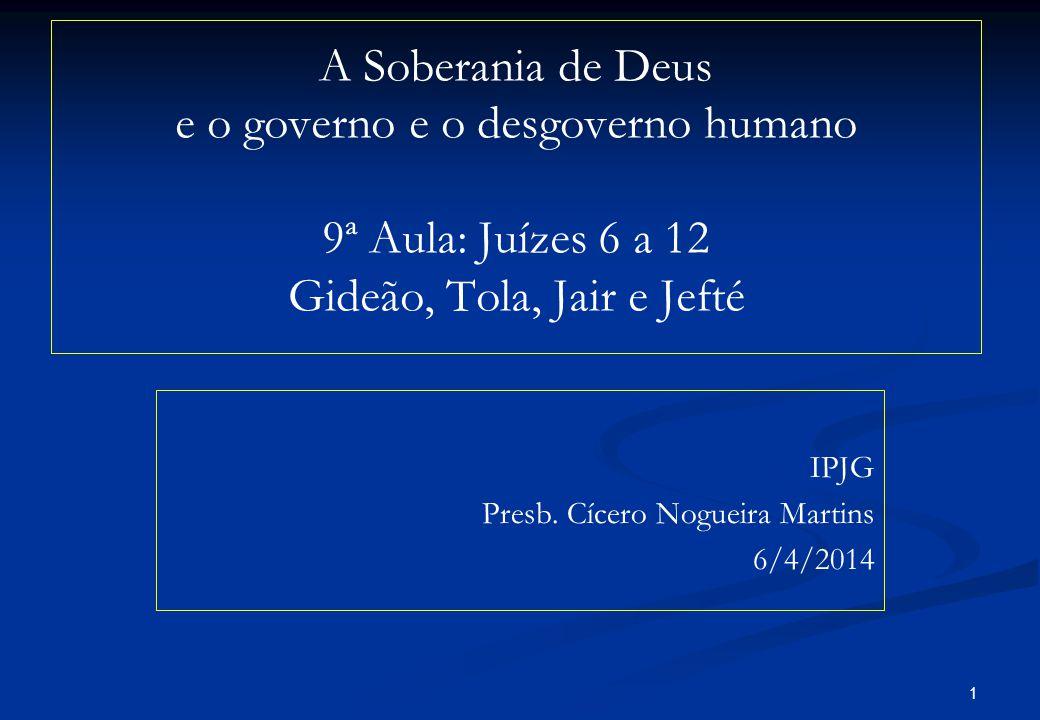 IPJG Presb. Cícero Nogueira Martins 6/4/2014