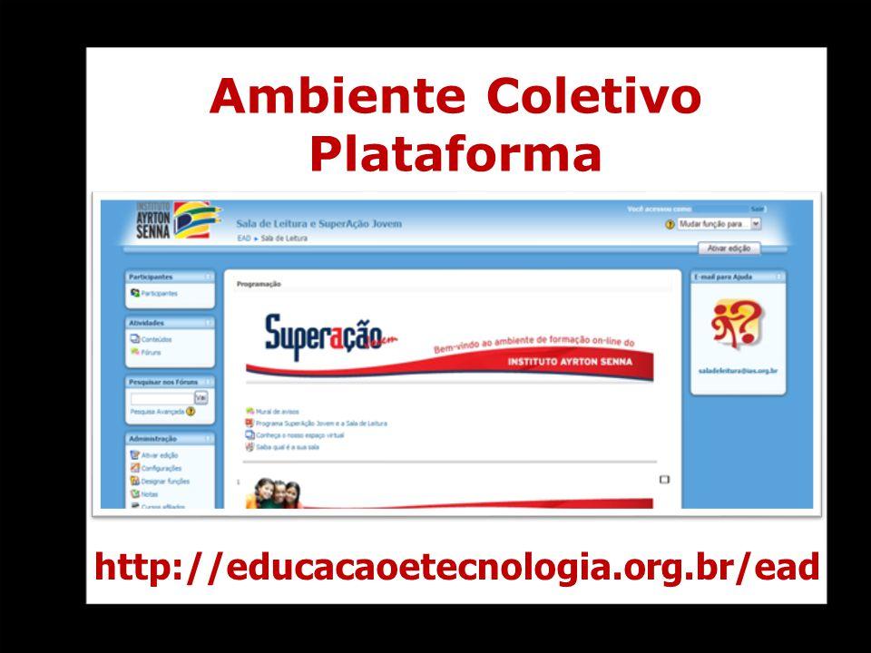 Ambiente Coletivo Plataforma