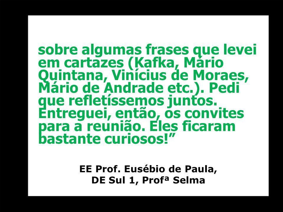 EE Prof. Eusébio de Paula,
